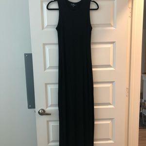 Lulu maxi dress